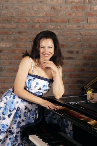 Julia Krupska Klavier